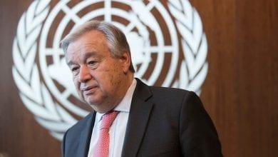 صورة غوتريش يقول أن الأمم المتحدة تتعرض لأسوأ أزمة نقدية منذ عقد من الزمن