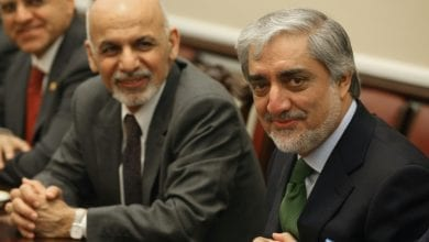 الإنتخابات الإفغانية