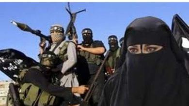 صورة مسؤولية تركيا عن الدواعش المحتجزين شمال سوريا