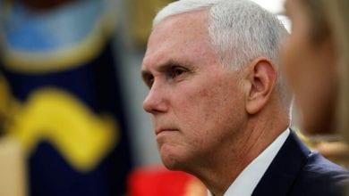 صورة نائب الرئيس الأمريكي: امريكا تقف على أهبة الاستعداد للدفاع عن مصالحها