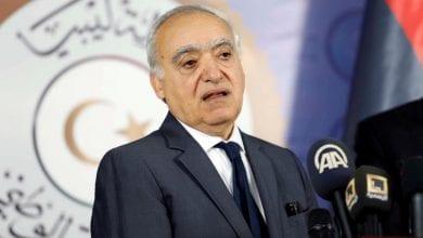 """صورة المبعوث الأممي إلى ليبيا يطالب مجلس الأمن بإدانة قصف مطار """"معيتيقة"""""""