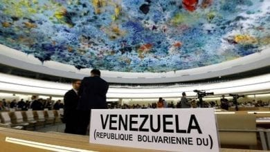 صورة مجموعة من الدول العربية يعارض ارسال بعثة دولية لتقصي حقائق الانتهاكات في فنزويلا