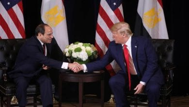 Photo of Trump: Egypt was chaotic until Sisi came