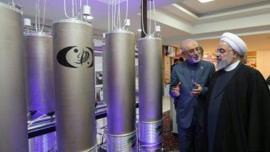 صورة إيران السبت تفاصيل الخطوة الثالثة من تقليص إيران التزاماتها النووية