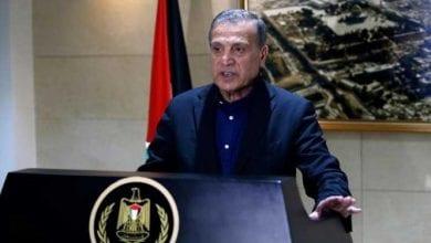 صورة الرئاسة الفلسطينية تحذر من تداعيات اقتحام نتنياهو لمدينة الخليل