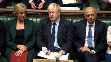 صورة حكومة جونسون تستعد للرحيل وانتخابات برلمانية مبكرة