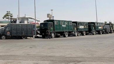 صورة الداخلية المصرية: مقتل ستة عناصر من جماعة الإخوان غرب القاهرة خلال تبادل للنيران مع قوات الأمن.