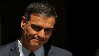 صورة سانشيز: لا يوجد بديل عن حكومة اشتراكية تضمّ بعض الأعضاء المستقلين في اسبانيا