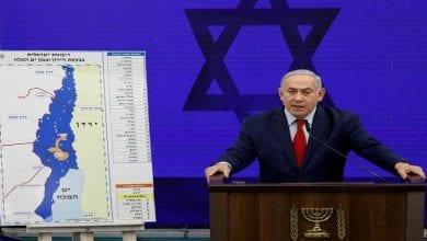 صورة العالم يندد بإعلان نتنياهو نيته ضم غور الأردن إلى إسرائيل