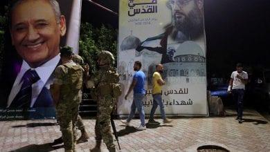 صورة حزب الله يسقط مسيّرة إسرائيلية