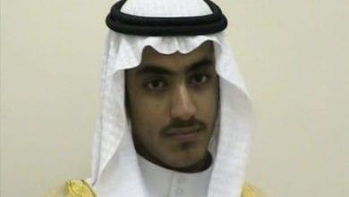 صورة ترامب: حمزة بن لادن قتل