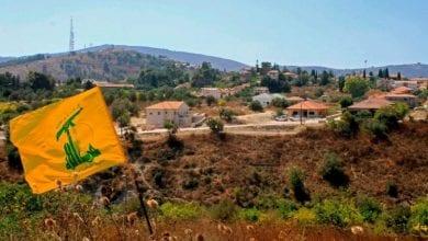 Photo de Le Hezbollah a annoncé avoir abattu un «drone israélien» à la frontière