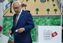 صورة هزيمة مرتقبة لحركة النهضة والغنوشي يلجأ إلة تهديد الناخبين في تونس