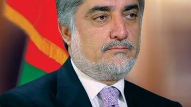 Photo de Abdullah Abdullah annonce  la victoire aux élections afghanes