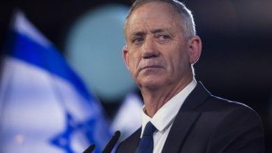 Photo of Benny Gantz a été élu président du Parlement israélien