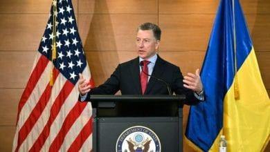 Photo de Kurt Volker l'envoyé spécial des États-Unis à Kiev démissionne après avoir reçu des convocations du Congrès