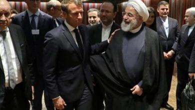 Photo de M. Macron a appelé les États-Unis et l'Iran à négocier pour éviter une guerre dans le Golfe