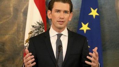 Photo de Sebastian Kurz (ÖVP) remporte les élections législatives autrichiennes