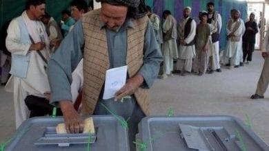 Photo de Les Afghans élisent leur  président sur fond de menaces terroristes