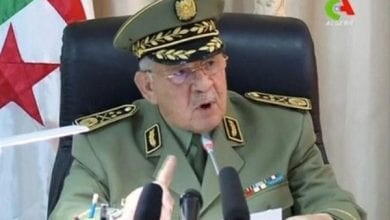 Photo of We Won't Back Any Candidate for Elections: Algerian Army Chief