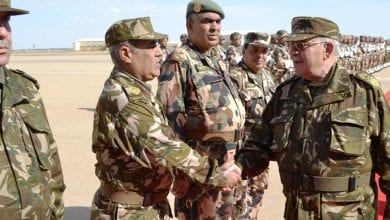 Photo de L'armée algérienne appelle à des élections sans délai conformément à la constitution