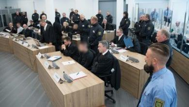 Photo de Allemagne: un procès contre un groupuscule néonazi de Chemnitz accusé d'avoir voulu perpétrer des attentats
