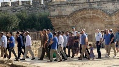 Photo of Israeli settlers storm Al-Aqsa for Jewish New Year celebration