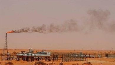 Photo de Arabie saoudite: incendie à Aramco après avoir été pris pour cible par un drone