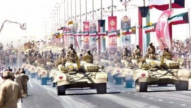 "Photo of After raising the degree of army readiness … Kuwait talks about the possibility of ""total war"""