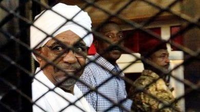 Photo of Sudan's al-Bashir kept key to room with millions of euros, court hears