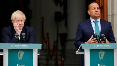 Photo of Brexit: 'No backstop is no deal,' Irish PM Varadkar says ahead of talks with UK's Johnson