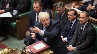 Photo of UK PM Johnson vows to get Brexit deal after losing election vote again
