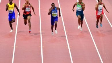 Photo of Coleman shines as sporting gesture wows World Championships