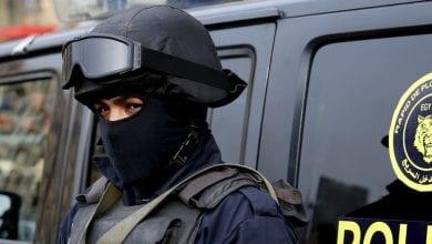 صورة الداخلية المصرية تقتل 9 عناصر ارهابية في مدينتي العبور و 15 مايو