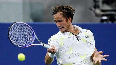 Photo de US Open: Daniil Medvedev continue de gagner