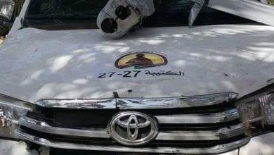 صورة الجيش الليبي: المعركة في ليبيا أصبحت تشهد تدخلا دوليا واضحا من تركيا وقطر