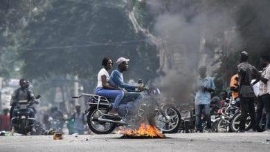 Photo de Haïti: une crise politique et manifestations de rue
