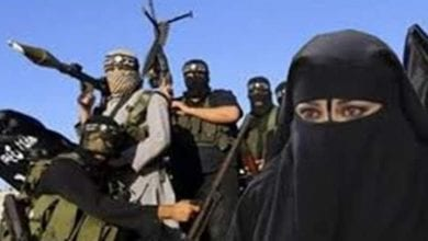 Photo of One ISIS woman killed, 7 injured, 50 women arrested in al-Hol camp