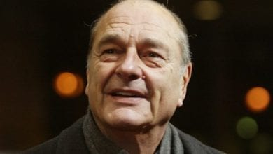 Photo of Jacques Chirac, former French president, dies aged 86