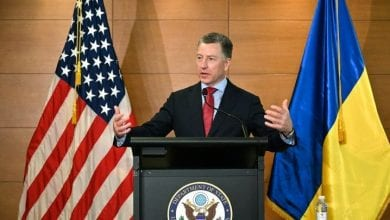 Photo of Special envoy to Ukraine resigns one day after whistleblower report released