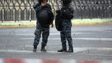 Photo of 2 Rockets Land Near US Embassy In Baghdad: Security Sources