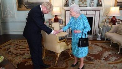 Photo de La reine Elizabeth a approuvé la loi  à solliciter un report du Brexit