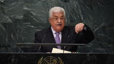 Photo de Le président palestinien menace de mettre fin aux accords conclus avec Israel s'il annexe une partie de la Cisjordanie