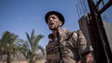 صورة الصراع الخفي بين رئيس حكومة السراج في طرابلس وحلفائه الإسلاميين
