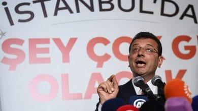 Photo of Turkish minister threatens Istanbul mayor