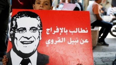 Photo of Tunisian establishment reels as outsiders claim election win