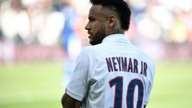 Photo of Neymar 's PSG Champions League suspension cut