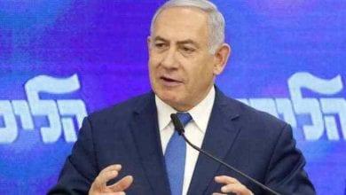 Photo de Netanyahu: confirme l'imposition de la souveraineté juive sur les colonies en Cisjordanie et à Jérusalem