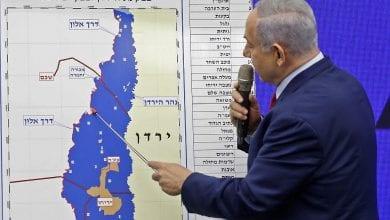 Photo de Netanyahu: Nous imposerons la souveraineté israélienne sur la vallée du Jourdain et la mer Morte du Nord après les élections
