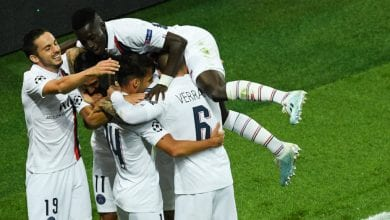 Photo of Di Maria shines as PSG crush Real Madrid in Champions League opener
